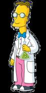The Simpsons Professor Frink