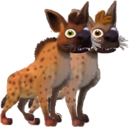 All Creatures Big and Small Hyenas