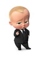 Boss baby character