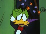 Count Duckula dizzy