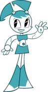 Jenny wakeman teenage robot
