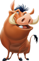 Pumbaa the lion king