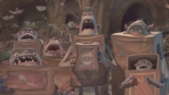 Screaming Boxtrolls