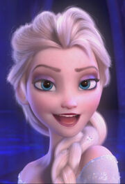 Elsa - The cold never bothered me anyway 3
