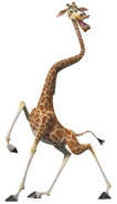 Melman The Girafe