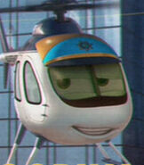 Nick Loop'n Lopez in Planes Fire and Rescue
