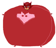 Owlette Body Inflation