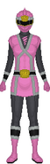 Pink Chi Force Ranger