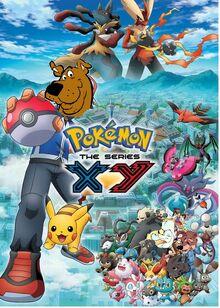Pokemon XY Poster dinosaurkingrockz