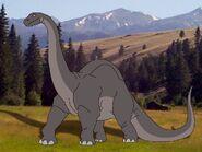 Rileys Adventures Brontosaurus