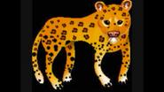 Safari Island Leopard