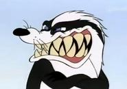 Badger, American (Woody Woodpecker)