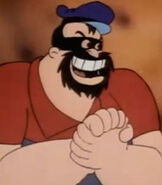 Bluto in The All-New Popeye Hour