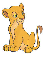 Disney lion king nala colouring by paranormal patricia-d74vd9r