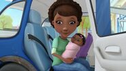 Dr McStuffins and Maya