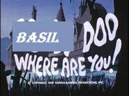 Basil doo were are you logo 1