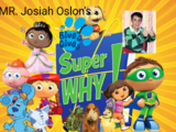 Blue's Clues: Super Why!