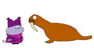 Chowder meets Walrus