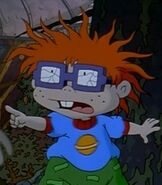 Chuckie Finster in The Rugrats Movie