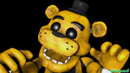 Golden freddy sfm by chowpow6-d9esbou