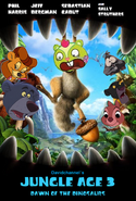 Jungle Age 3- Dawn of the Dinosaurs (2009)