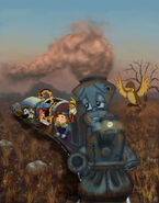 Little engine that could by uudara-d5ztbmr
