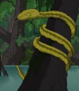 TWT Tree Snake