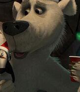 Ted the Polar Bear