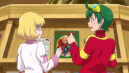 Digimon Universe Appmon Haru x Ai