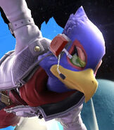 Falco in Super Smash Bros. for Wii-U and 3DS