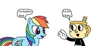 Ms chalice meets rainbow dash by marcospower1996-dclkkuw