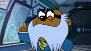 Penfold with Colonel K's Mustache 3