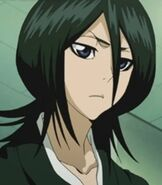 Rukia Kuchiki in Bleach Hell Verse