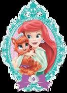 Ariel treasureoval