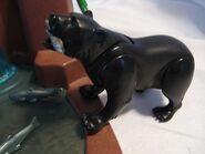 Black bear playmobil