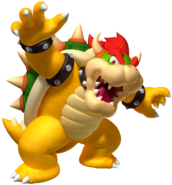 Bowser, Super Mario 64 DS