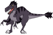Jared thetarbosaurusguard