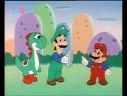Mario, Luigi, and Yoshi TV