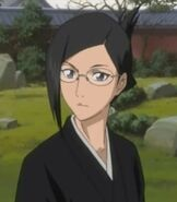 Nanao Ise in Bleach The DiamondDust Rebellion