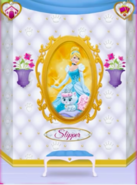 Slipper's Portrait With Cinderella 2