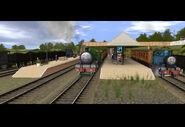 The north western railway at work by originalthomasfan89-d6cxorc