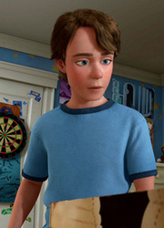 Andy toy story 3