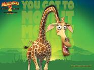 Melman the Giraffe (Madagascar)