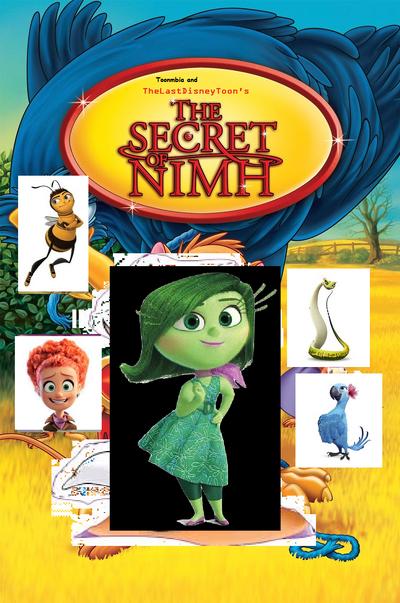 The Secret of NIMH!