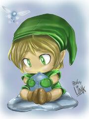 Baby link by winuy-d66ihcv