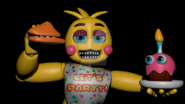 Five night at freddy s 2 toy chica by lodi456-d9hpfv2