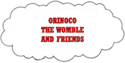 Orinoco the Womble and Friends (1990–1994) Logo
