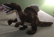 Pleiak the Spinosaurus