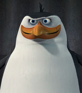 Rico in The Penguins of Madagascar