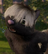 Stella in Over the Hedge